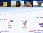 听学练结合美国英语课堂,楚雄在线美国外教留学英语辅导
