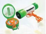香港怡高 科学益智玩具 2合1侦探小型望远镜及全方位指南针玩具