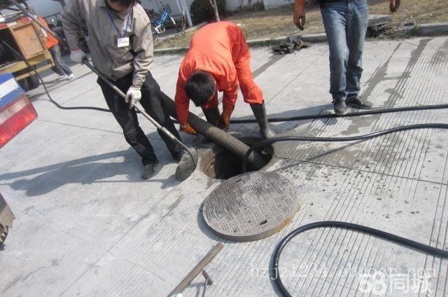 常州市疏通下水道 马桶 地漏 洗菜池 蹲坑 清理化粪池