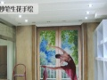 淄博墙绘,淄博墙体彩绘,淄博手绘,淄博墙画