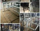 电焊加工,专业生产快餐桌椅