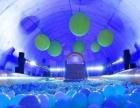 大型鲸鱼岛乐园 蓝鲸海洋球低价出租出售