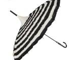 朗天花边宝塔伞 创意款个性时尚长柄伞 遮阳晴雨两用伞 4色可选