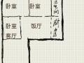 康定市老城新市后街幼儿园对面 3室2厅1卫