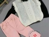 正品一线大牌安娜爱登春装系列童装品牌折扣批发