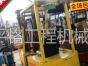 转让日本二手电动叉车、九成新二手林德电动叉车