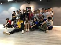 白云区专业街舞培训荷塘月色街舞培儿童暑期班