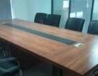 低价出售一批办公家具屏风隔断卡坐电脑桌培训桌会议桌椅子