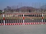 基坑护栏临边防护施工安全围栏可按要求订做佛山厂家