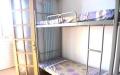 紧靠地铁口小区短租房床位单间 拎包入住