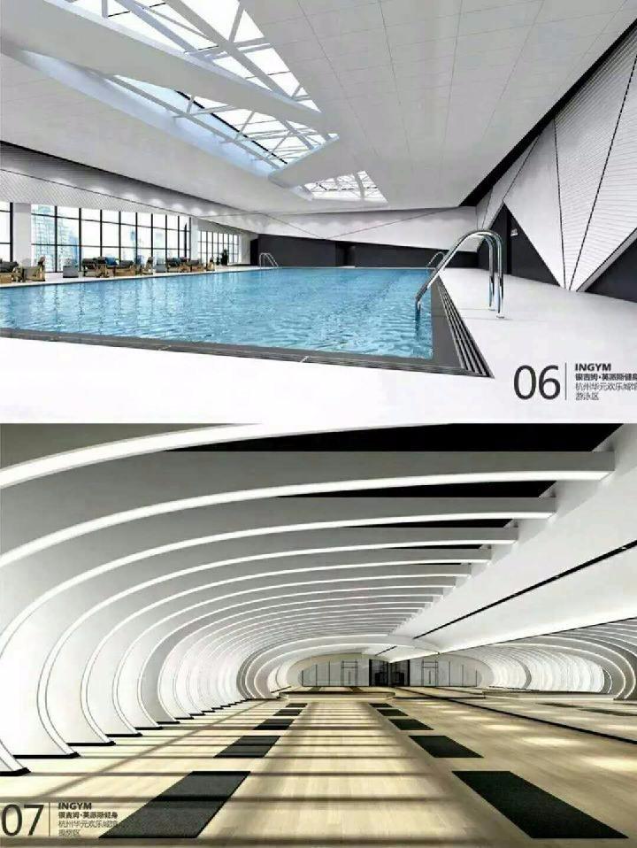 华元欢乐城英派斯游泳健身中心