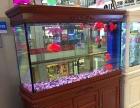 江阴云亭鱼缸,鱼缸定做、酒店、饭店商场鱼缸设计定做