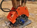 江苏无锡常用配挖掘机使用品牌液压振动冲击夯