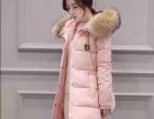 秋冬女装羽绒服修身显瘦短款外套时尚连帽轻薄款羽绒服潮