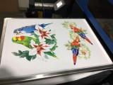 A3小型布料打印机 数码服装印花设备 t恤印花机