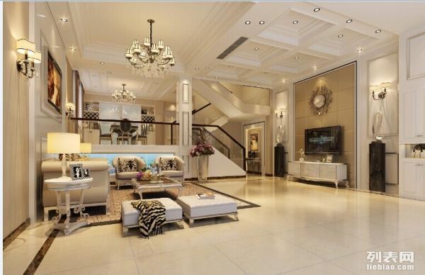 南通家庭装修 南通室内装潢设计 南通别墅装潢设计