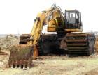 常德市临澧县中国三一215水陆两用挖掘机租赁安全可靠