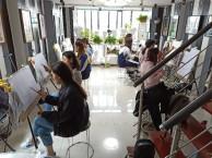 上海嘉定区素描培训班,兴趣学素描的画室