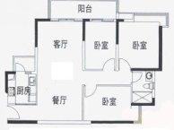 滨江东 滨江水恋 南向正规3房 业主继续名额急卖 随时看房