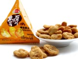 口水娃豆片 休闲散装零食 小包装炒货 特产批发 8斤/箱