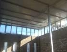 钢结构阁楼搭建+制作 彩钢房搭建 树脂瓦车棚