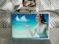 15.4寸铝合金苹果macbookpro3.1笔记
