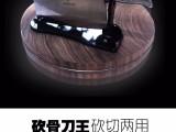 越南特种铬不锈钢厂家直供手工锻打刀2018较火江湖厨具产品