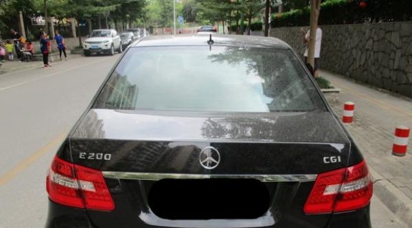 奔驰E级2011款 E 200 L CGI 1.8T 自动 优雅型 个人私家用车