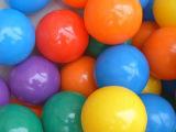 批发出口海洋球 波波球 CE认证 环保加