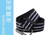 2012新款 编织 帆布腰带 厂家直销 外贸原单 EF110