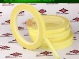 美成聚酯玛拉胶带 黄色电池绝缘麦拉胶带 蓝绿红黄黑白透明