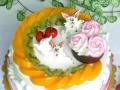 专业制作各类型蛋糕生日蛋糕宴会蛋糕大型蛋糕等可开发