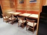 餐厅板式卡座沙发 奶茶店卡座沙发 卡座沙发款式定制