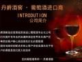 丹爵酒窖进口红酒葡萄酒全国招商政策细则