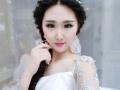 时尚新娘造型跟妆