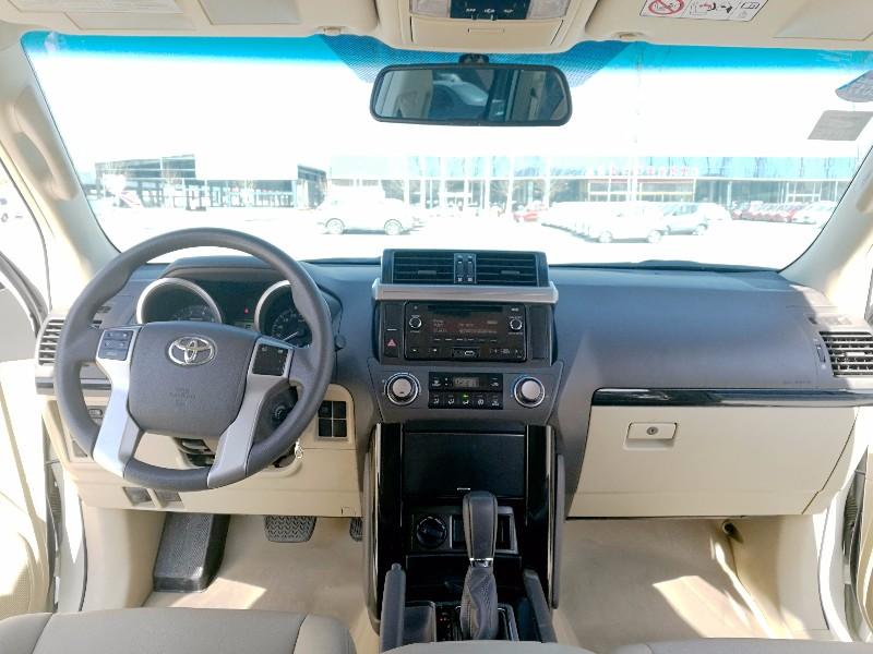 丰田 普拉多 2016款 2.7L 自动豪华版 (进口)