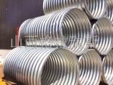 山西波纹管厂家供应太原桥梁涵洞排水排污专用波纹管涵
