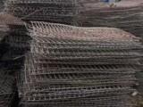 回收 出售钢笆片 旧竹片 旧钢管 扣件 方钢集装箱等