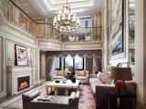 别墅装修案例赏析丨走进山水御园,品味现代美式风