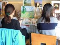 来广营成人美术培训 北京成人油画培训 素描色彩速写 央美师资