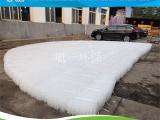 萍乡旭一供应吸收塔洗涤塔用塑料孔板波纹规整填料