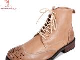 棉靴高帮男鞋 商务休闲皮鞋 休闲皮鞋批发 男单靴 真皮 男皮鞋
