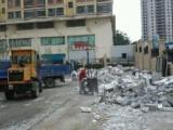 专业装修垃圾清运 生活垃圾清理 建筑垃圾运输 拆迁垃圾外运