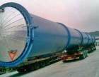 武汉到临沂物流专线 大件设备运输 行李托运 家电托运