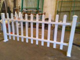 湛江PVC护栏/变压器围栏/庭院围栏/花园护栏/塑钢护栏厂家
