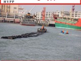 广州南沙华域橡胶围油栏 消防防污防溢油产品海上作业用