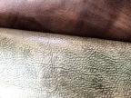 高品质洗水复古牛皮头层 大量供应 优质皮革厂家直销