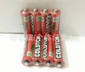 厂家直销 5号普通干电池 四节装 电池批发 5号电池