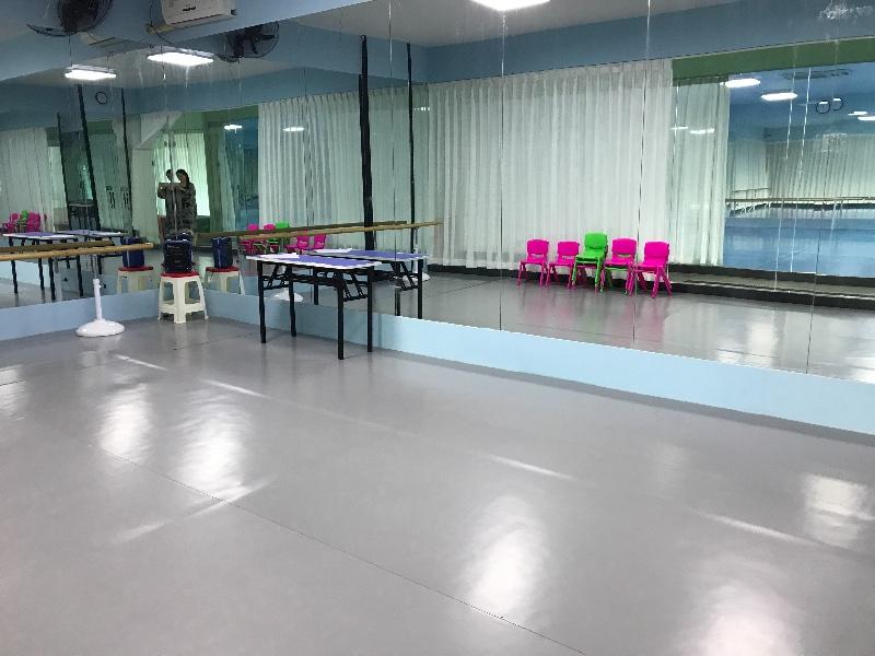 司门口排练厅 舞蹈教室 年会排练教室出租