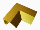 金色90度 反光片铝槽灯条转角,柜台灯条拐角